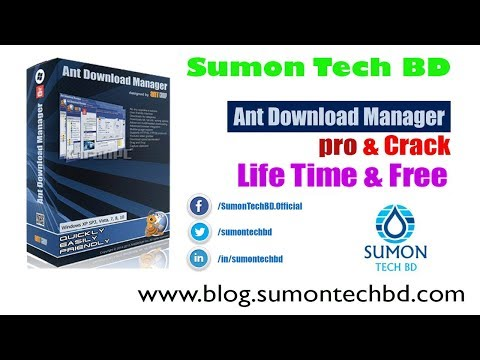 Ant Download Manager Pro 1 7 1 Full Version 2018 With Crack
