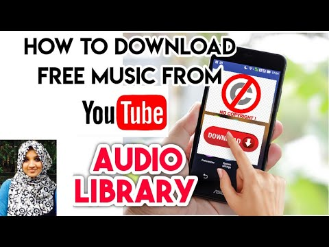 How to download Music from Youtube Audio library|Copyright Free bgm|In Malayalam|Royalty free music