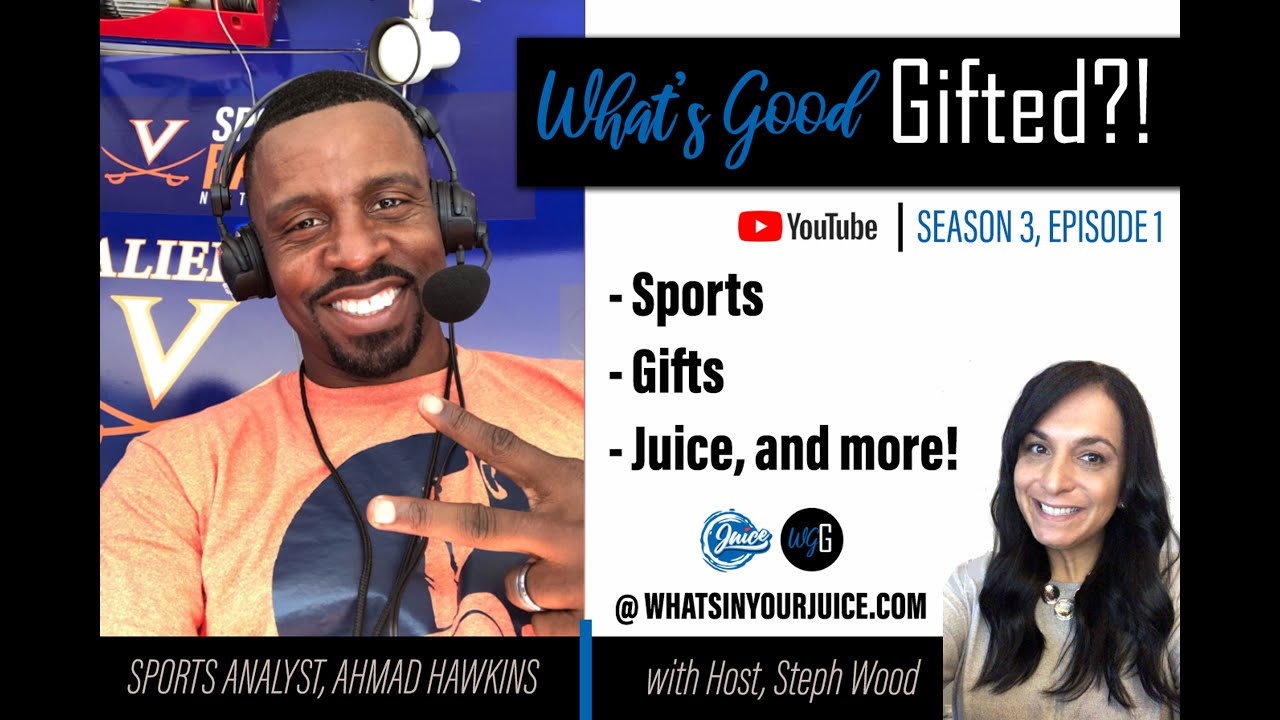 Download What's Good Gifted?! Season 3: Episode 1, The Gifted Ahmad Hawkins
