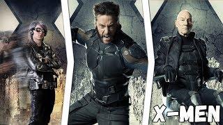 ЛЮДИ ИКС!УДАЧНЫЙ И НЕУДАЧНЫЙ ПОДБОР АКТЕРОВ! X-MEN