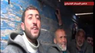 عملية نوعية للجيش العربي السوري تحرير ٤٨ مختطف في الطبقة 17 3 2014