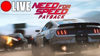 🔴 - Need For Speed Payback Part 1 - Second Time Through 🎮😎👀