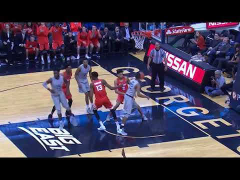 Highlights | Syracuse at Georgetown