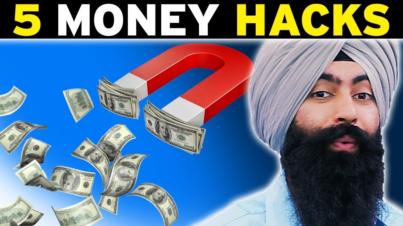 5 HACKS To Put More Money In Your Pocket