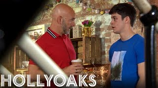 Hollyoaks: Buster's Manipulation