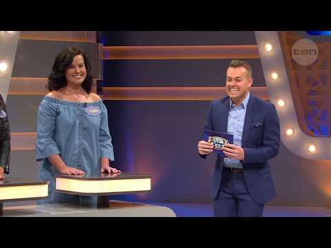 She's from a town called Muff and it broke Grant Denyer!