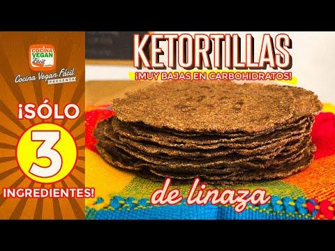 tortillas-de-linaza-bajas-en-carbohidratos,-sin-gluten-y-¡sólo-3-ingredientes!---cocina-vegan-fácil