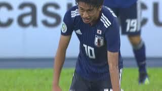 Japan 1-0 Tajikistan (AFC U16 Malaysia 2018 : Final)
