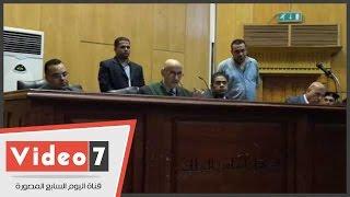 بالفيديو.. تأجيل محاكمة علاء وجمال مبارك بقضية