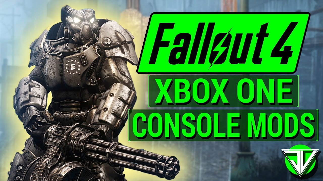 Fallout 4 new console mods release date announced xbox one mods details and info youtube - What consoles will fallout 4 be on ...