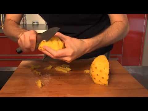 gâteau-à-l'ananas-frais-et-léger