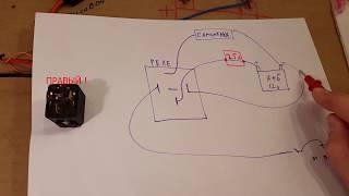 как работает пятиконтактное реле