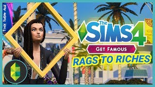 GLOBAL SUPERSTAR! - Part 12 - Rags to Riches (Sims 4 Get Famous)