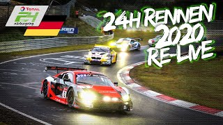 ADAC TOTAL 24h Rennen 2020 Nürburgring RE-LIVE | Deutsch