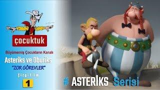 Asteriks ve Oburiks Yeni Bölüm Uzun Version FULL HD - Asterix Obelix