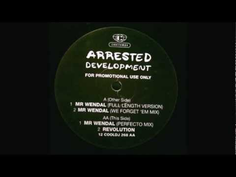 Arrested Development - Mr Wendal (Perfecto Mix)
