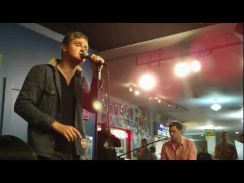 Keane - This Is The Last Time Acoustic -  at Amoeba Records in San Francisco