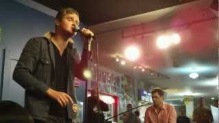 Keane - This Is The Last Time (Acoustic) - Live at Amoeba Records in San Francisco
