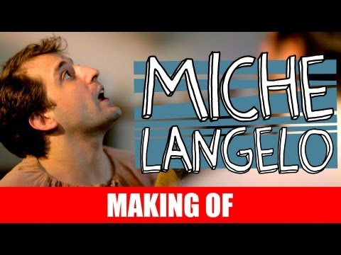 MAKING OF – MICHELANGELO