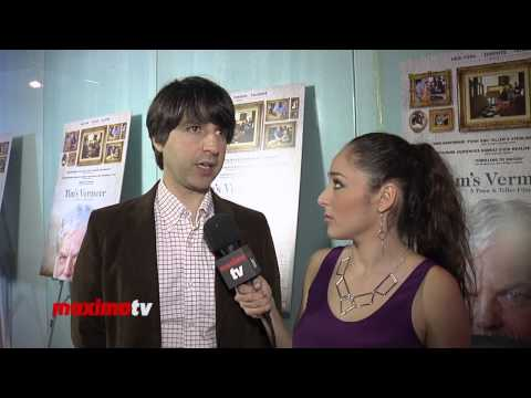 "Demetri Martin Interview ► ""Tim's Vermeer"" Premiere Red Carpet Arrivals"