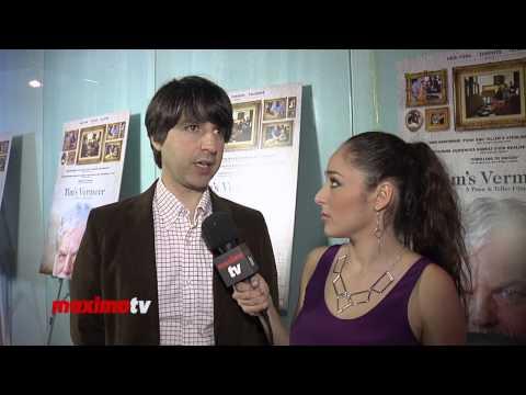 "Demetri Martin Interview ► ""Tim's Vermeer"" Premiere Red Carpet Arrivals"