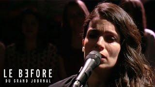 Yael Naim - Trapped - Live du Before