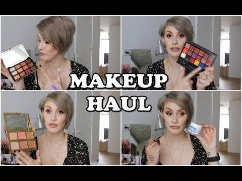 Makeup HAUL: Too Faced, boscia, Bioderma, Benefit, L'Oreal, Sephora