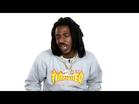 "Mozzy Defines A ""Gangsta"" and Explains The Difference With A ""Fake Gangsta"""