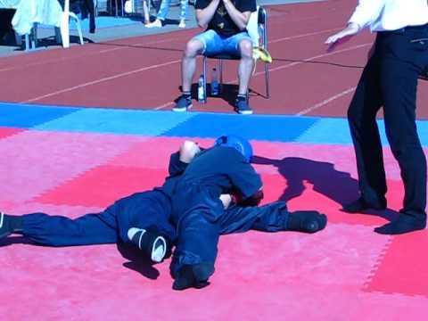 Horting - artes marciales. Torneo deportivo de Children International en Ucrania.