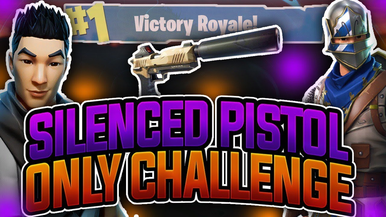 fortnite-battle-royale-silenced-pistol-only-challenge-is-this-gun-to-op