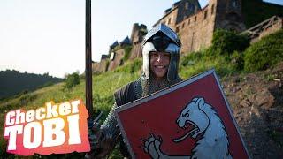 Der Mittelalter-Check | Reportage für Kinder | Checker Tobi als Ritter