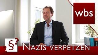 Darf ich Nazis verpetzen? | Kanzlei WBS