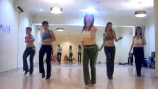 Line Dance- A Rockin