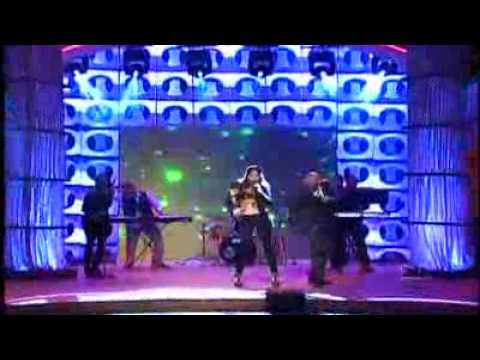 Egoísta - Belinda Ft. Pitbull - [El Show De Cristina]