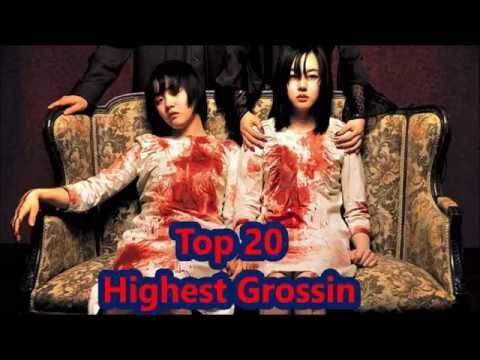 Top 20 Highest Grossing Korean Horror Films