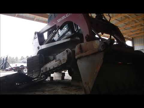 How To: Skid Steer Track Replacement