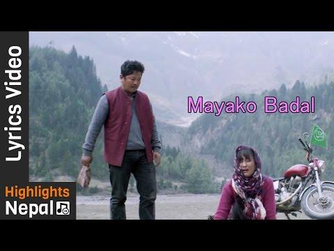 Maya Ko Badal | Nepali Movie Kabaddi Kabaddi Ft. Dayahang Rai, Saugat Malla, Rishma Gurung