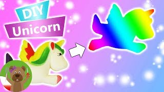 Kolorowanie Unicorn Squishy | eksperyment z metalicznymi flamastrami