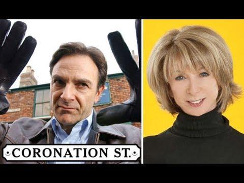 Coronation Street spoilers: Richard Hillman RETURNS  now he's back to destroy Gail Platt