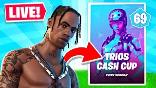 TRIOS TOURNAMENT!! (Fortnite Season 6)