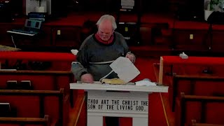 LESSON 7: THE GREAT APOSTASY: SCHOOL OF CHRIST BIBLE SCHOOL