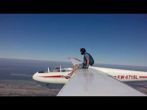 GoPro: 2016 jump from an airplane blanik l-13