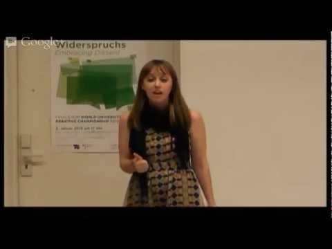 WUDC Berlin 2013 Round 9