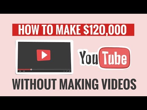 Make MONEY on YouTube Without RECORDING Videos As Beginner