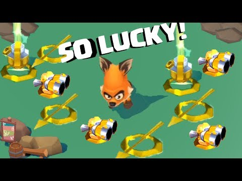 OMG! INSANE LUCKY! Zooba Funny Moments, Fails & Glitches Montage #1