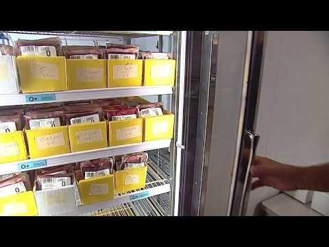Flu Season Results In Saline Shortage At San Diego Blood Bank
