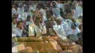 Bishop O.T. Jones Jr.  - COGIC Holy Convocation Memphis 1996 Part 1