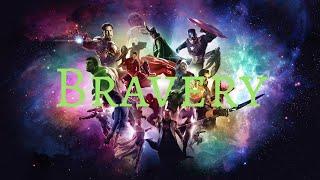 Bravery- The Marvel Cinematic Universe