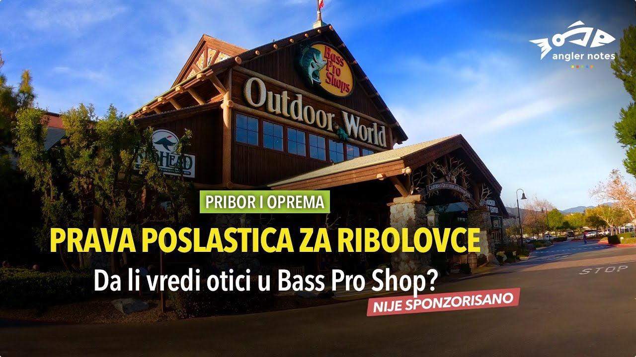 Is it Worth to Visit Bass Pro Shops in LA - 2019 / Tackle & Equipment