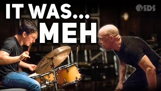 Whiplash (as reviewed by a drummer)